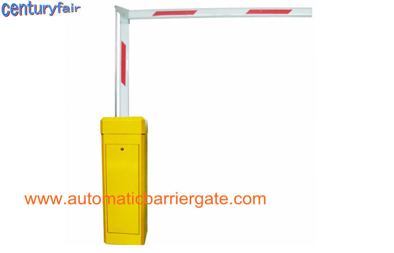 3S / 6S Customizable Handal Powder Coating Otomatis Barrier Gate untuk Sekolah, Rumah Sakit, Living Area, Pemerintah pemasok