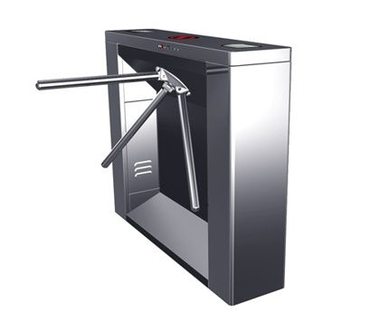 Digital Multi-Fungsi Magnetic Card Stainless Bridge Tripod Turnstile Gate Subway pemasok